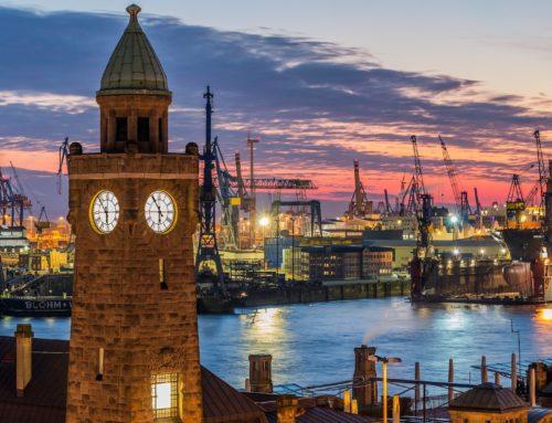 Neuer verovis Standort Hamburg