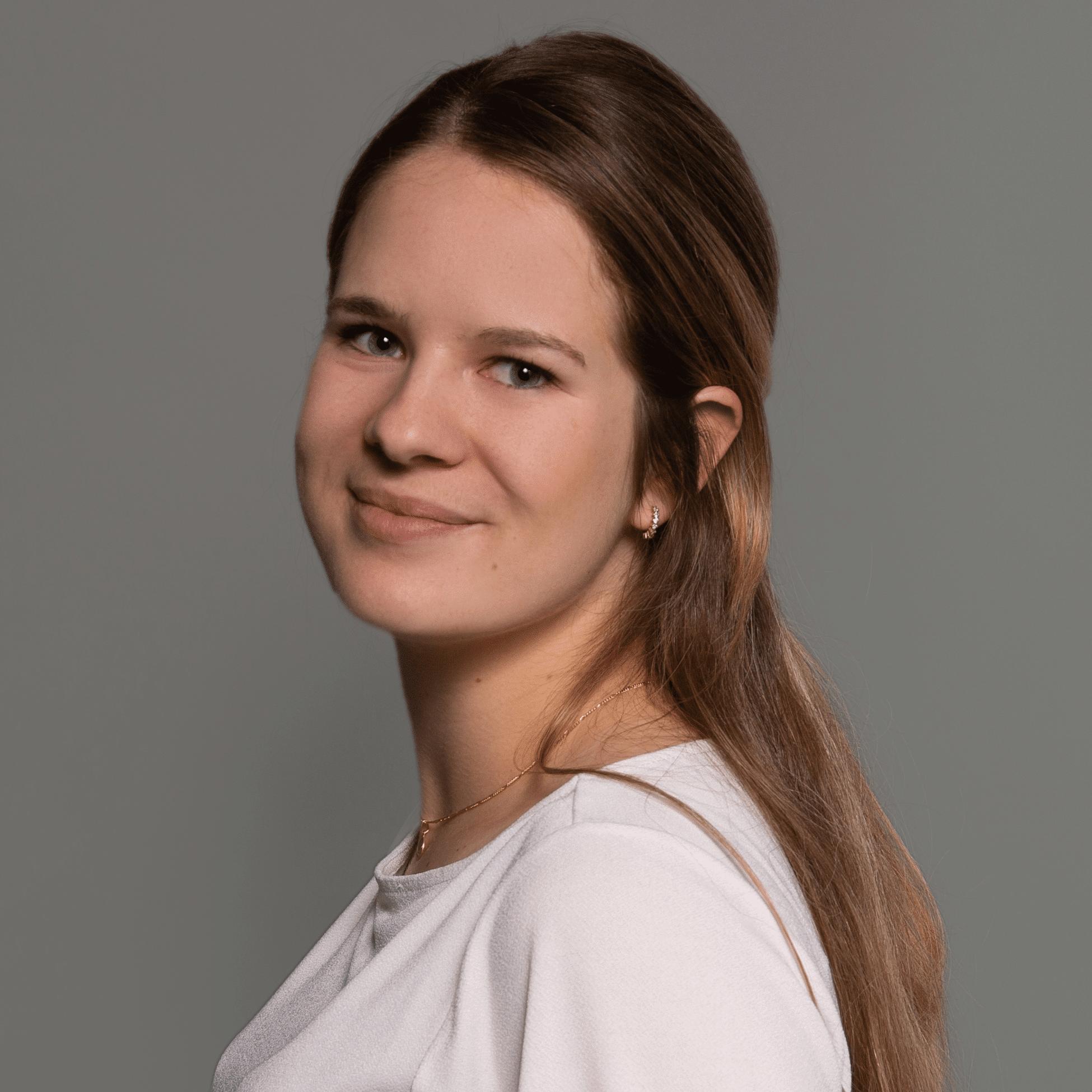 Anja Lutz Consultant bei verovis