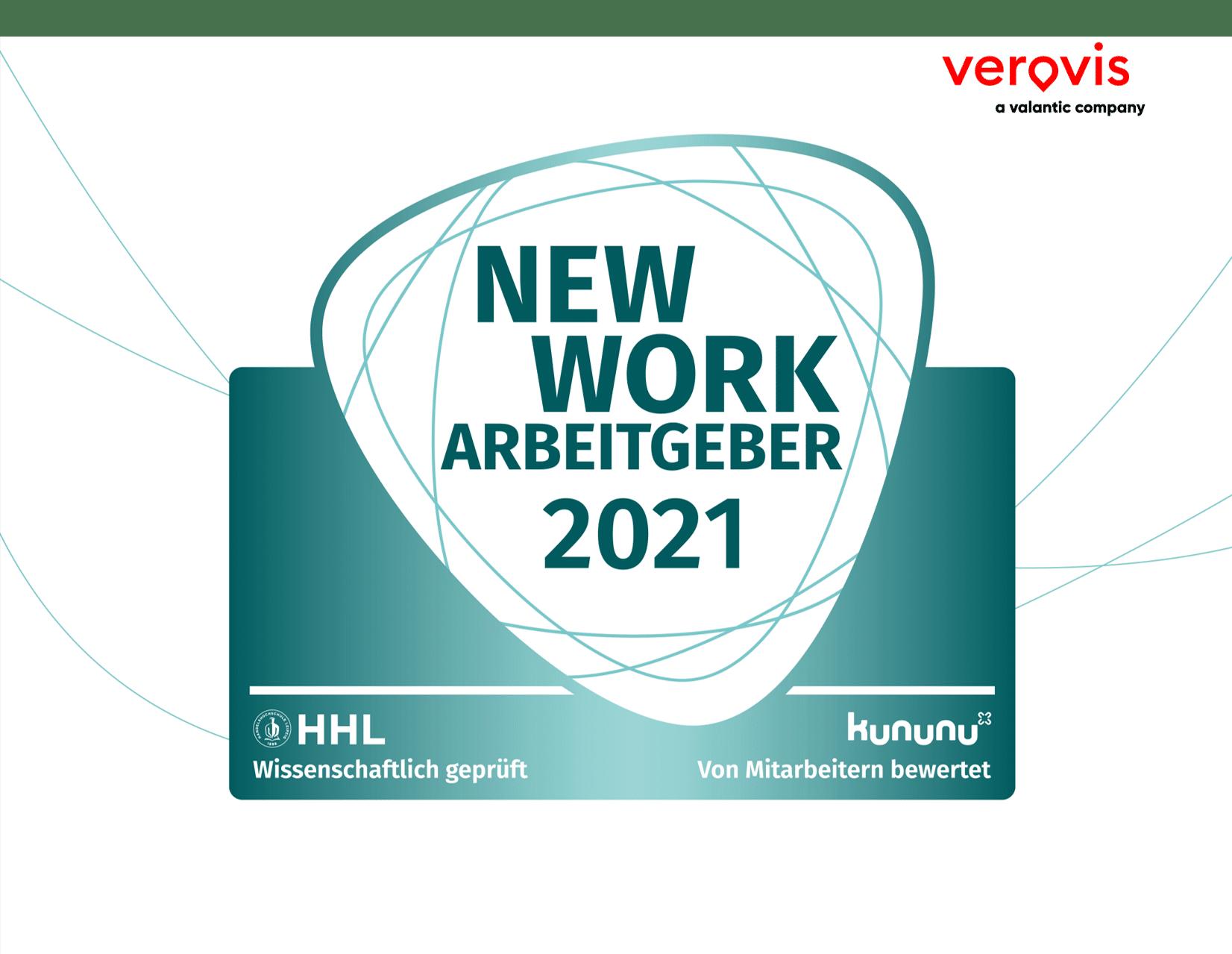 New Work Arbeitgeber2021